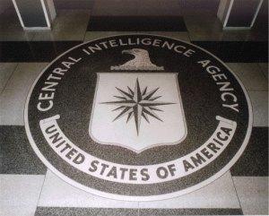 CIA lobby seal.  Photo courtesy of Wikimedia.