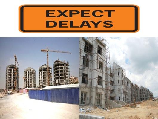 Delay in Constructions-1